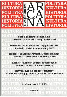 Arcana nr 1/1995 - PDF