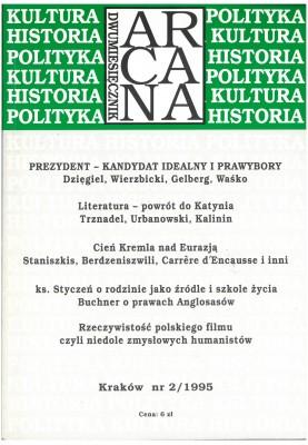 Arcana nr 2/1995 - PDF