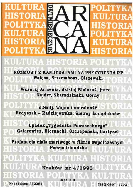 Arcana nr 4/1995 - PDF