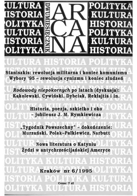 Arcana nr 6/1995 - PDF