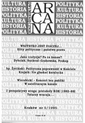 Arcana nr 5/1995 - PDF