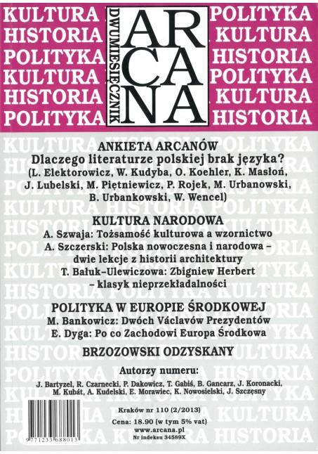 Arcana 110 / PDF