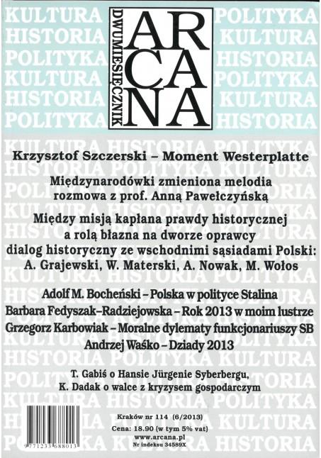 Arcana nr 114 / PDF