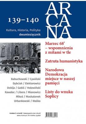 ARCANA nr 139-140