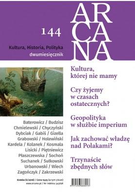 ARCANA nr 144