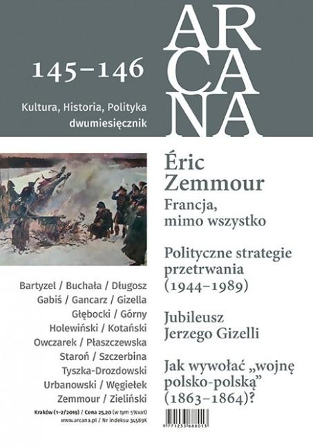 ARCANA nr 145-146