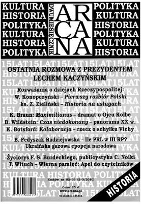ARCANA nr 92-93 / PDF