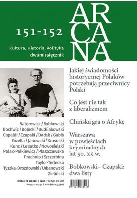 ARCANA nr 151-152 / PDF
