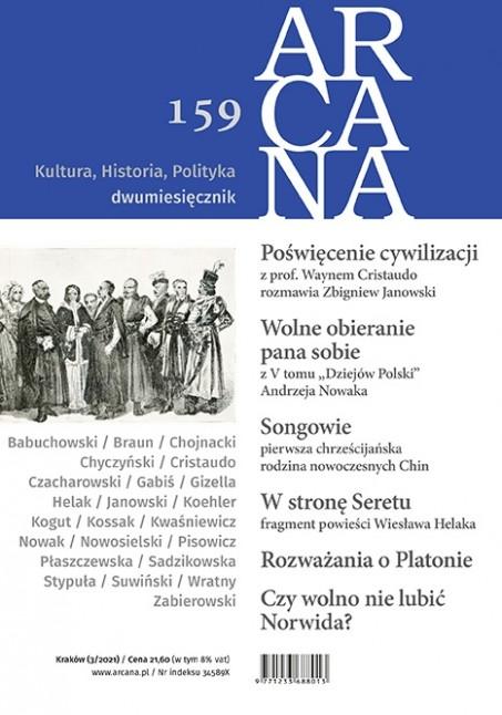 ARCANA nr 159