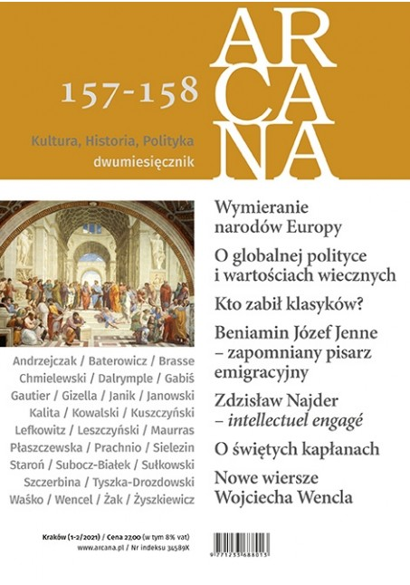 ARCANA nr 157-158 PDF